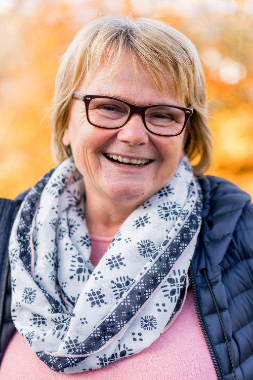 Frau Hamm